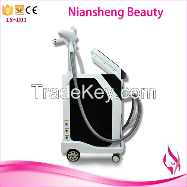 iode laser hair removal machine with german laser/soprano laser hair removal machine