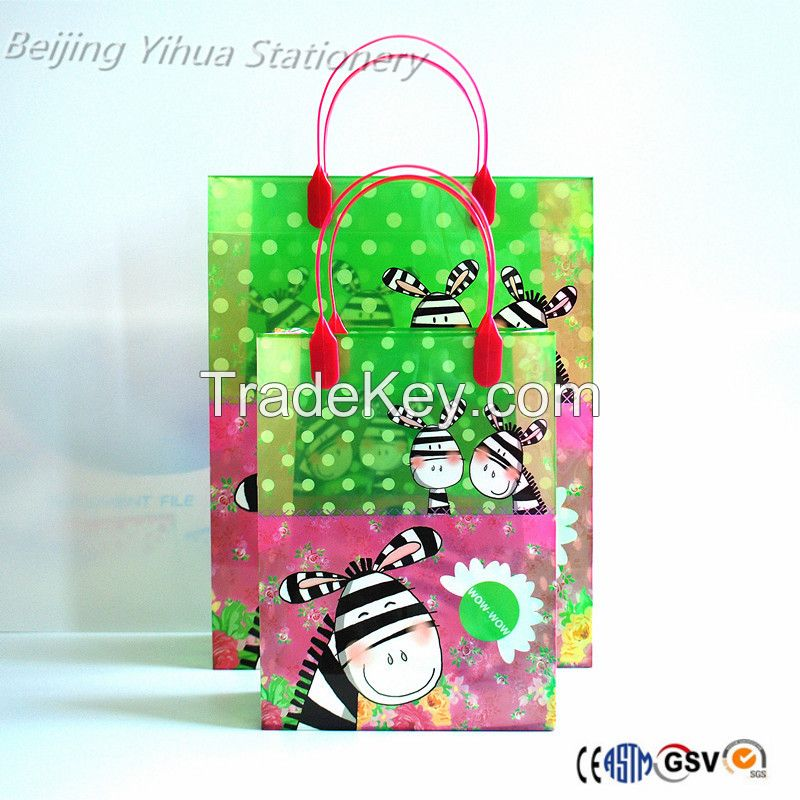customized  pp shopping bag