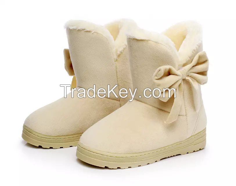 footware factory women winter boot female winter warm shoes new design good quality cheap price