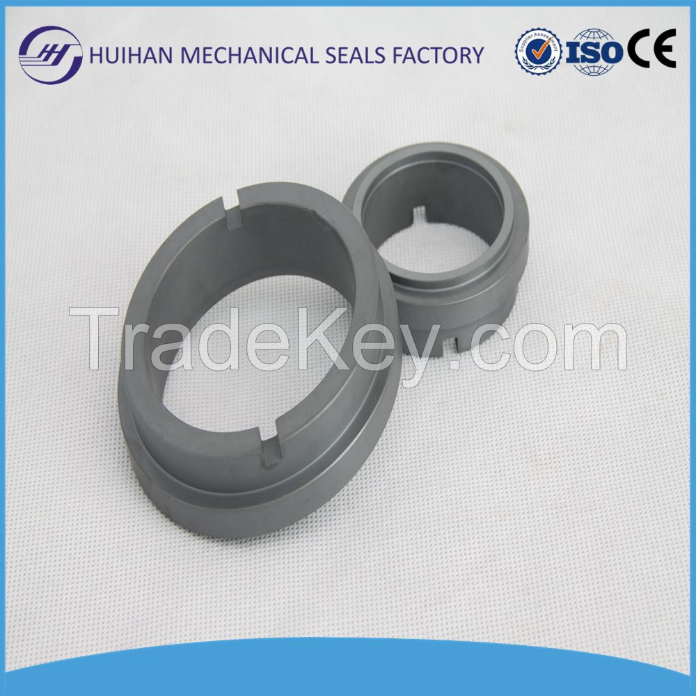 silicon carbide mechanical rotary ring and stationary seal ring