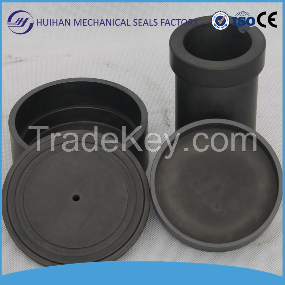 silicon carbide crucibles