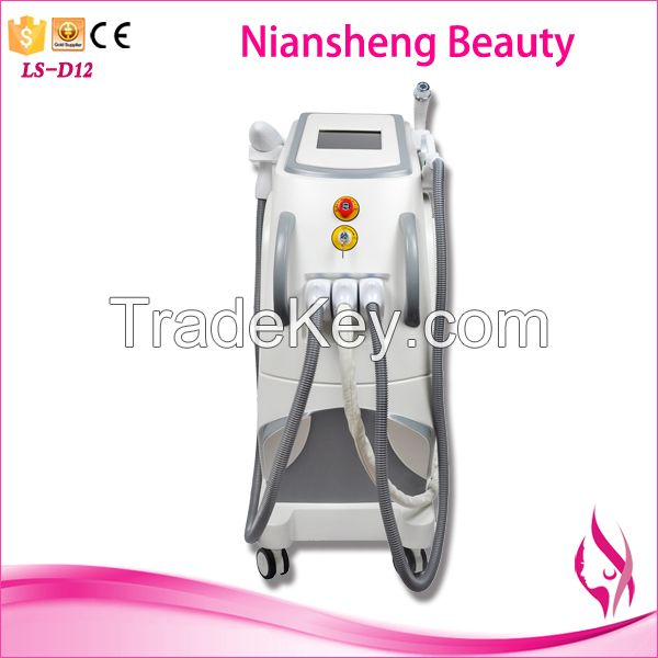 Multi-functions Super Hair Removal IPL for Beauty Salon Equipment