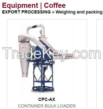 Coffee processing  machinery- Top brazilian Technology
