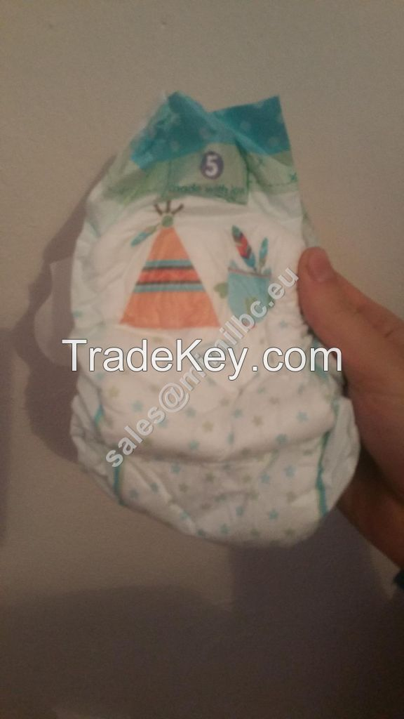 Baby diapers In Bales Toujours