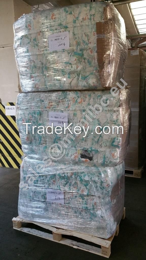 High Export Quality Baby Diapers