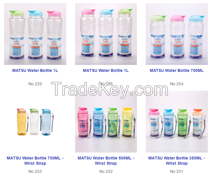 PET preform water bottles-Duy Tan Plastics made in Vietnam