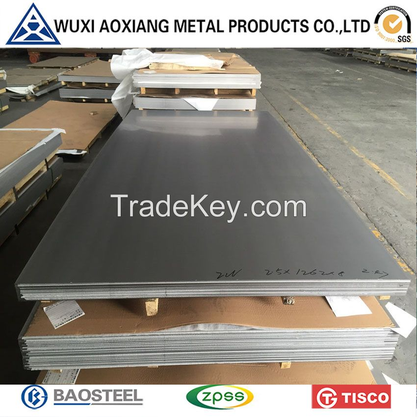 Sale High Quality ASTM Cold Rolled 316 Stainless Steel Sheet Made In China