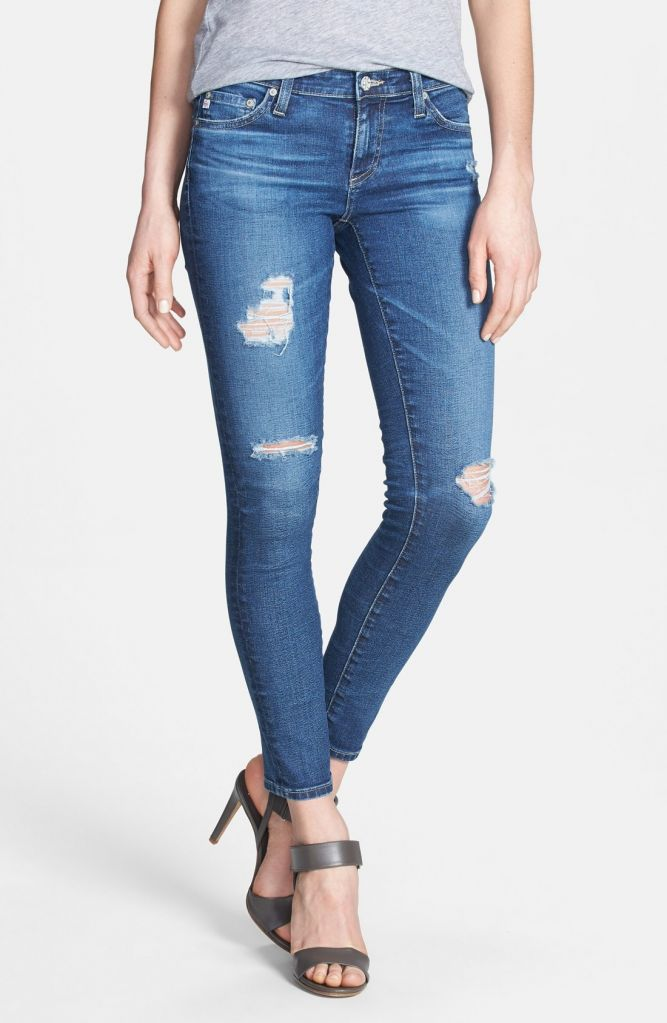 'The Legging' Ankle Jeans