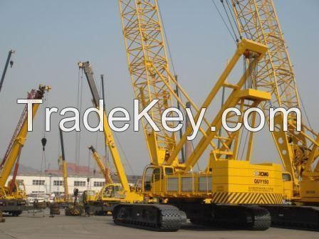 Crawler Crane    Break Bulk Shipping