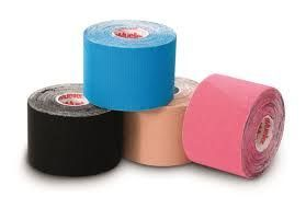 Sport Tape - Colored fabric flaster with zinc oxide adhesive