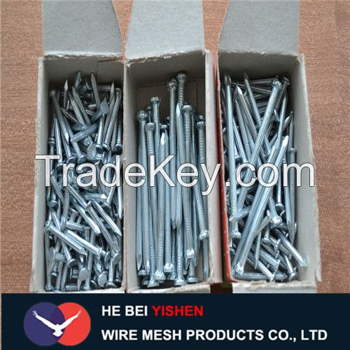 Low price high quality galvanized concrete nails