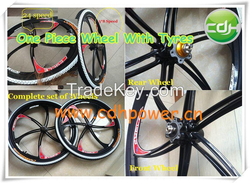 26'' Bicycle Mag. Wheels