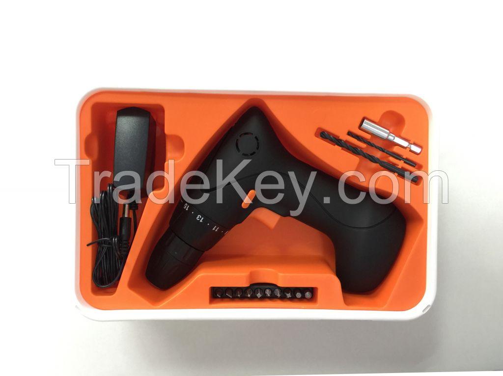 Wireless Portable Electric Drill