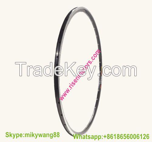 Road Racing Wheel Rim V brake dynamic 700c high-rigidity welded road bike rim