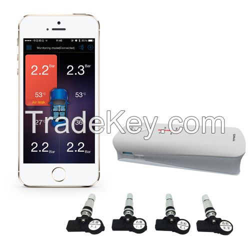 Bluetooth tpms for car