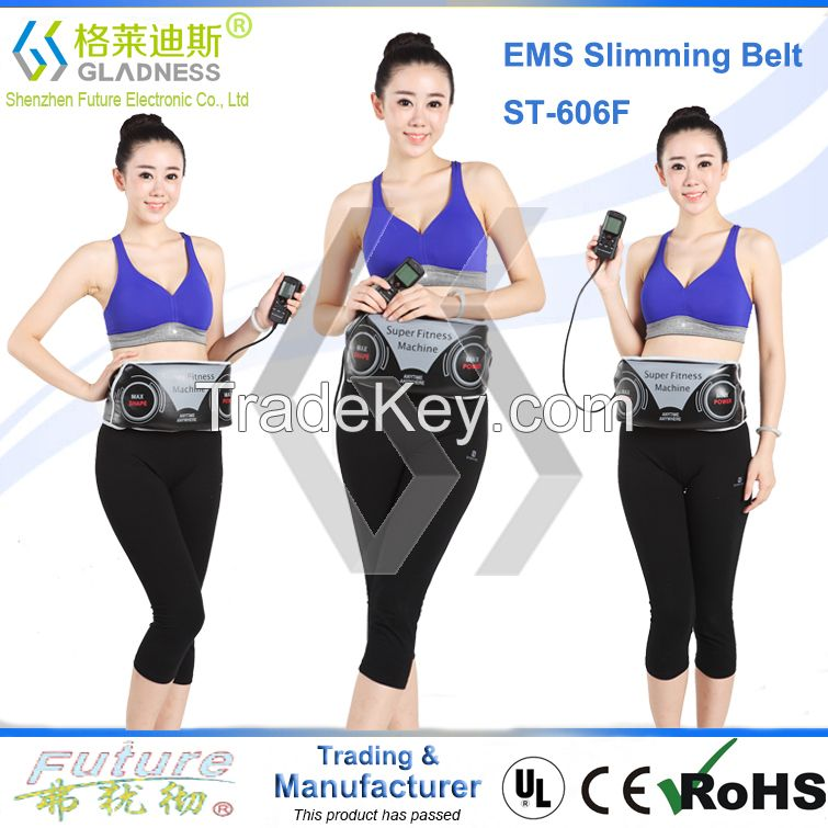 Gladness EMS slimming massage belt