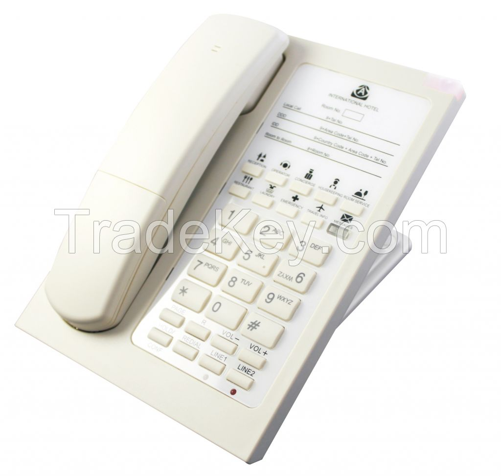 VoIP Hotel DECT Telephone