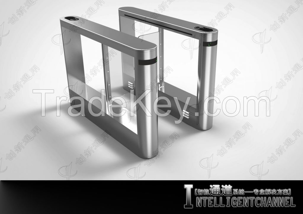 Gorgeous Speed Gate Swing Turnstile Pedestrian Control Flap Turnstile