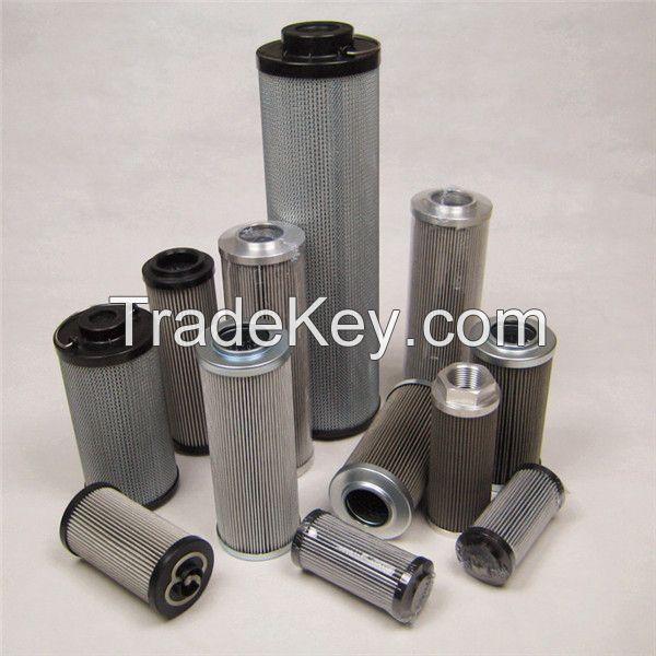 Replacement HYDAC glass fiber pleated 0140D020BN/HC filter element