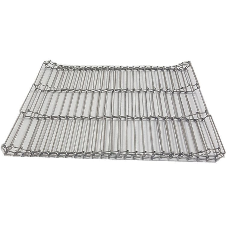 wire mesh Cooling sprial wire mesh belt is for frozen food industry