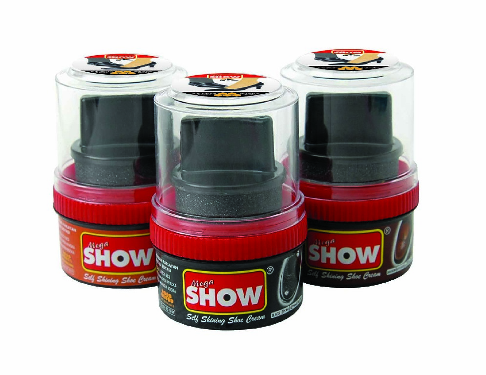 Show ''Self Shine Shoe Polish Cream 60 ml.''