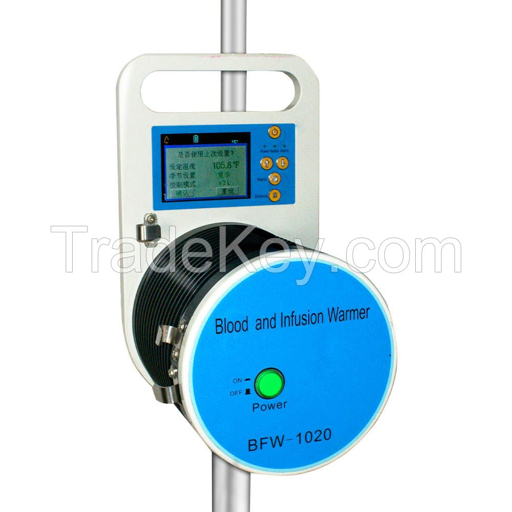 hotline hospital patients blood and infusion fluid warmer