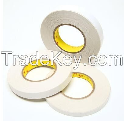 Double Sided 3M Repositionable Tape 9415PC with Low tack and High Tack