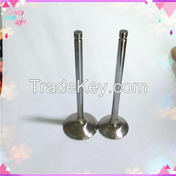 titanium inlet and exhaust engine valve for Mitsubishi 4g93