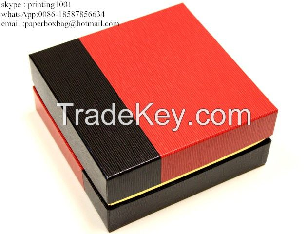 Corrugated Board Paper Type and Food Industrial Use paper boxes chocolate