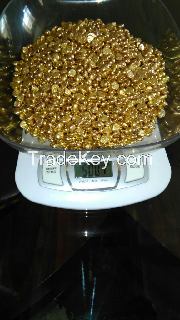Gold Bars/Nuggets