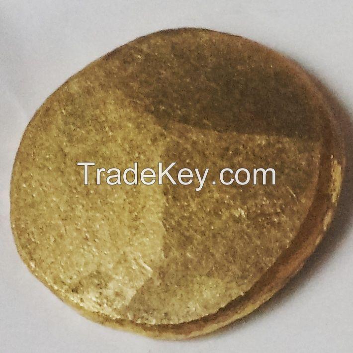 AU GOLD DUST, GOLD BAR AND BULLION, DIAMONDS