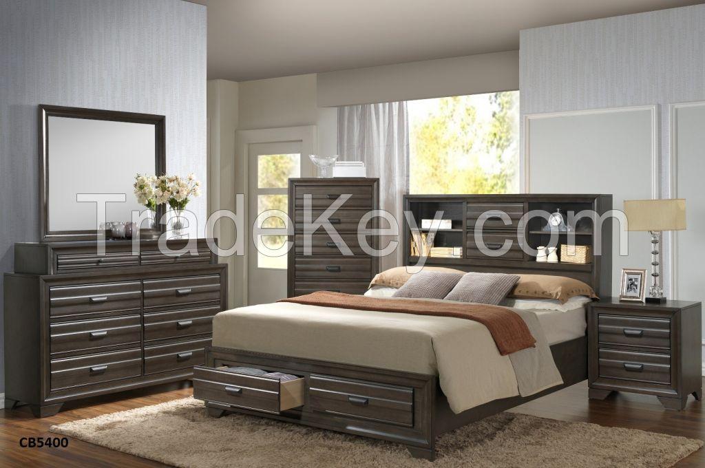 Monica Queen Bedroom Group
