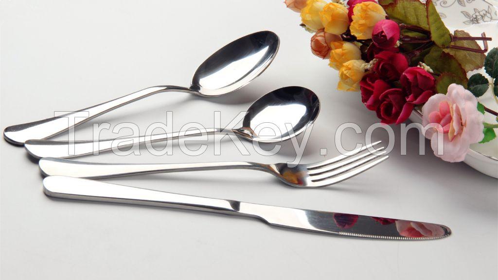 1010 series stainless steel tableware of western food steak cutlery gi