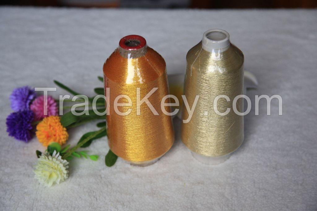 Latest   MH type metallic yarn