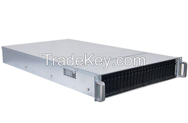 Database server / Rack mount / Dual Core Intel Xeon E5-2600 / 2U / High Performance Commercial Server