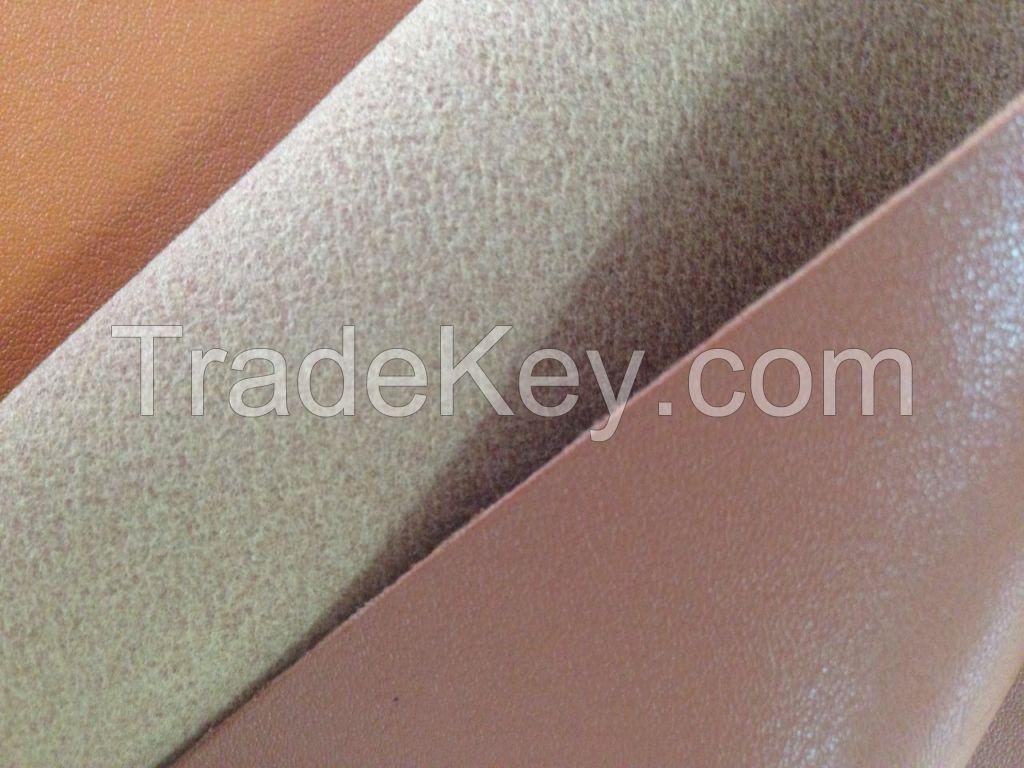Copy Microfiber PU Leather for Shoe