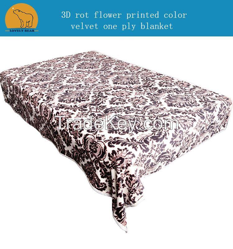 100%Polyster Blanket