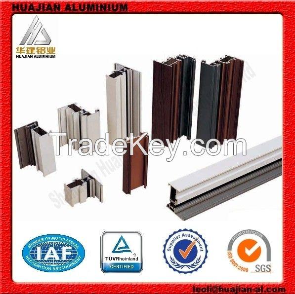 Aluminium Profiles for Windows and Doors