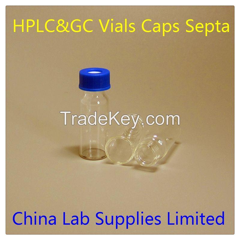 2ml clear HPLC vials