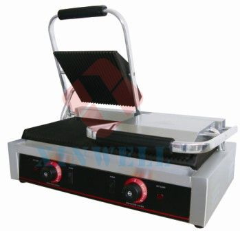 Commercial Kitchen Equipment/Electric Contact Grill