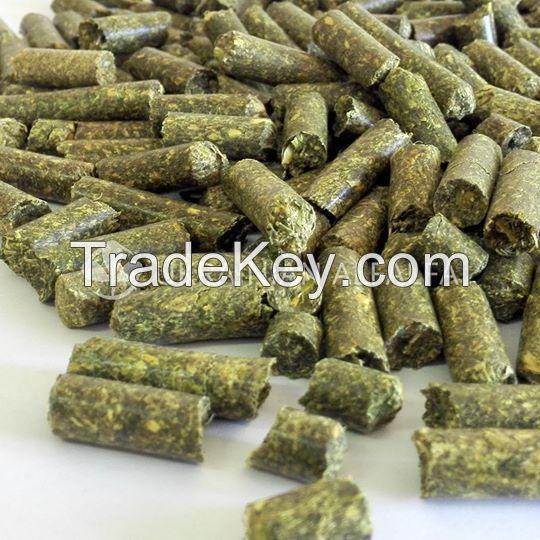 Alfalfa Pellets In Bulk