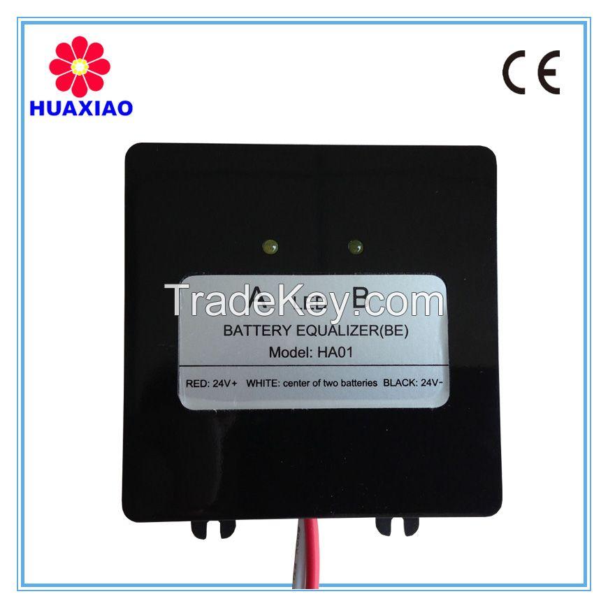 12V 24V Battery equalizer battery balancer for lead acid battery, solar battery bank
