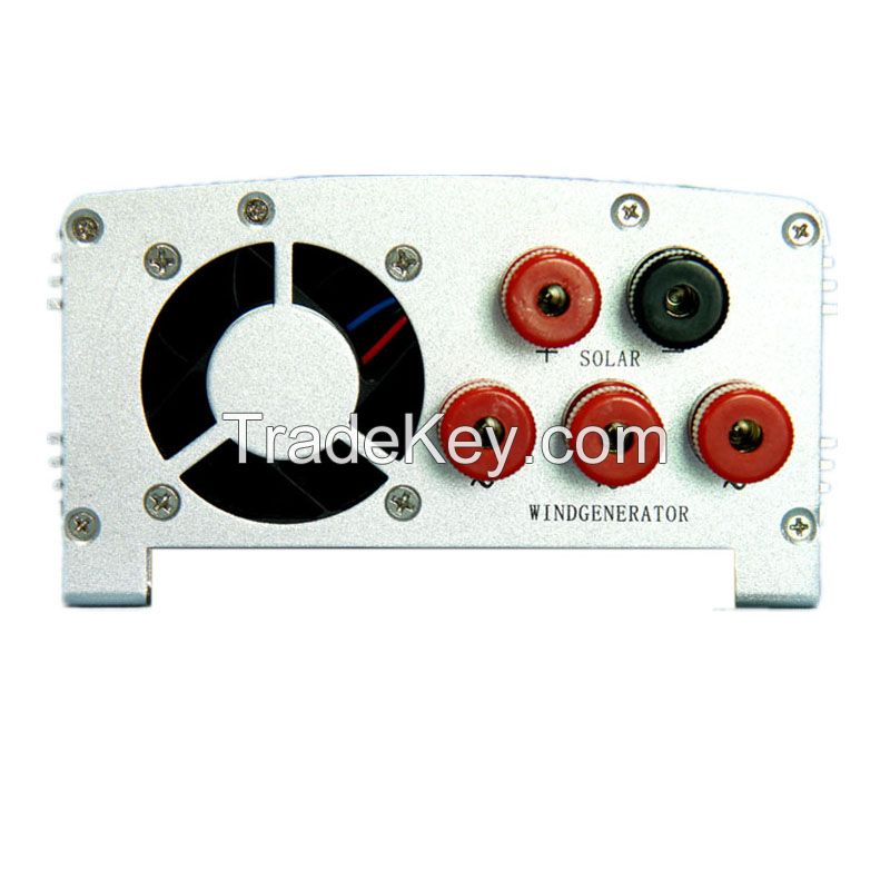 High-quality wind generator charge controller, hybrid charge controller 12V/24V auto switch