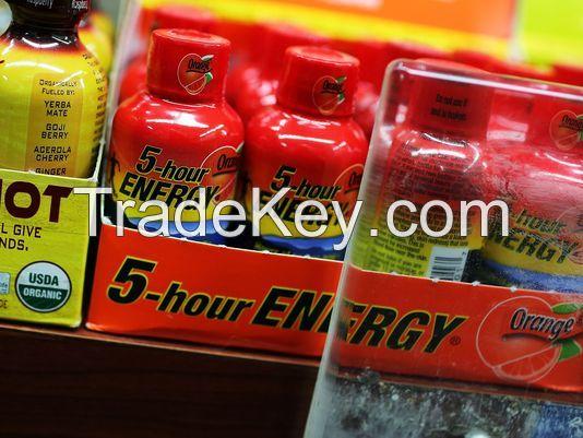 5 HOUR ENERGY SHOT