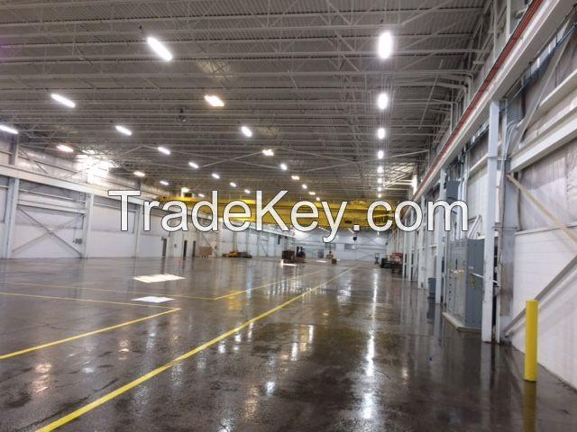 Hot sale linear high bay 100w 120w 160w 200w linear highbay lighting