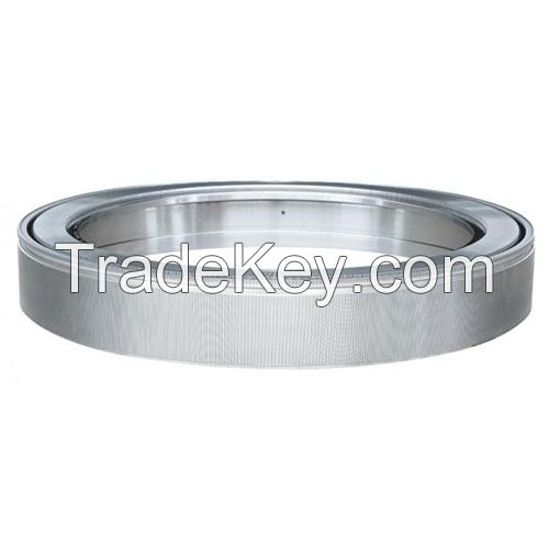High precission knitting cylinder for circular knitting machines