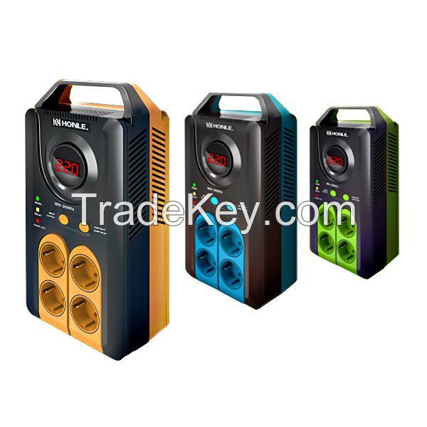 HONLE PR series portable voltage portable regulator