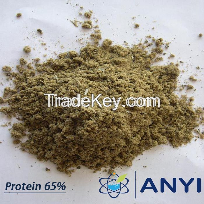 Protein 55% 60% 65%  Fish Meal for poultry feed