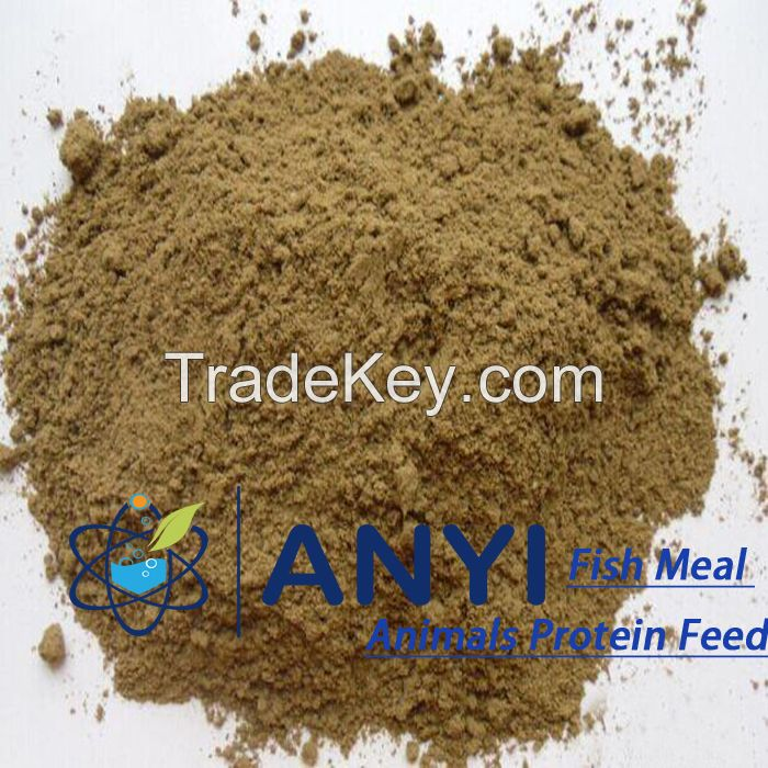 Fish meal for fish feed  Protein:60%~65% min