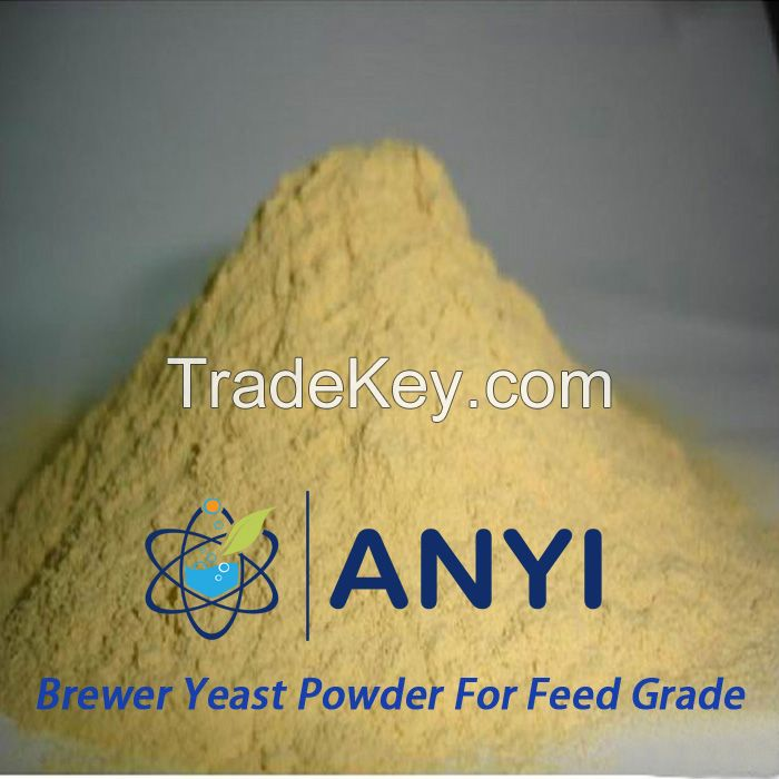 High quality Yeast Powder 55% poultry feed